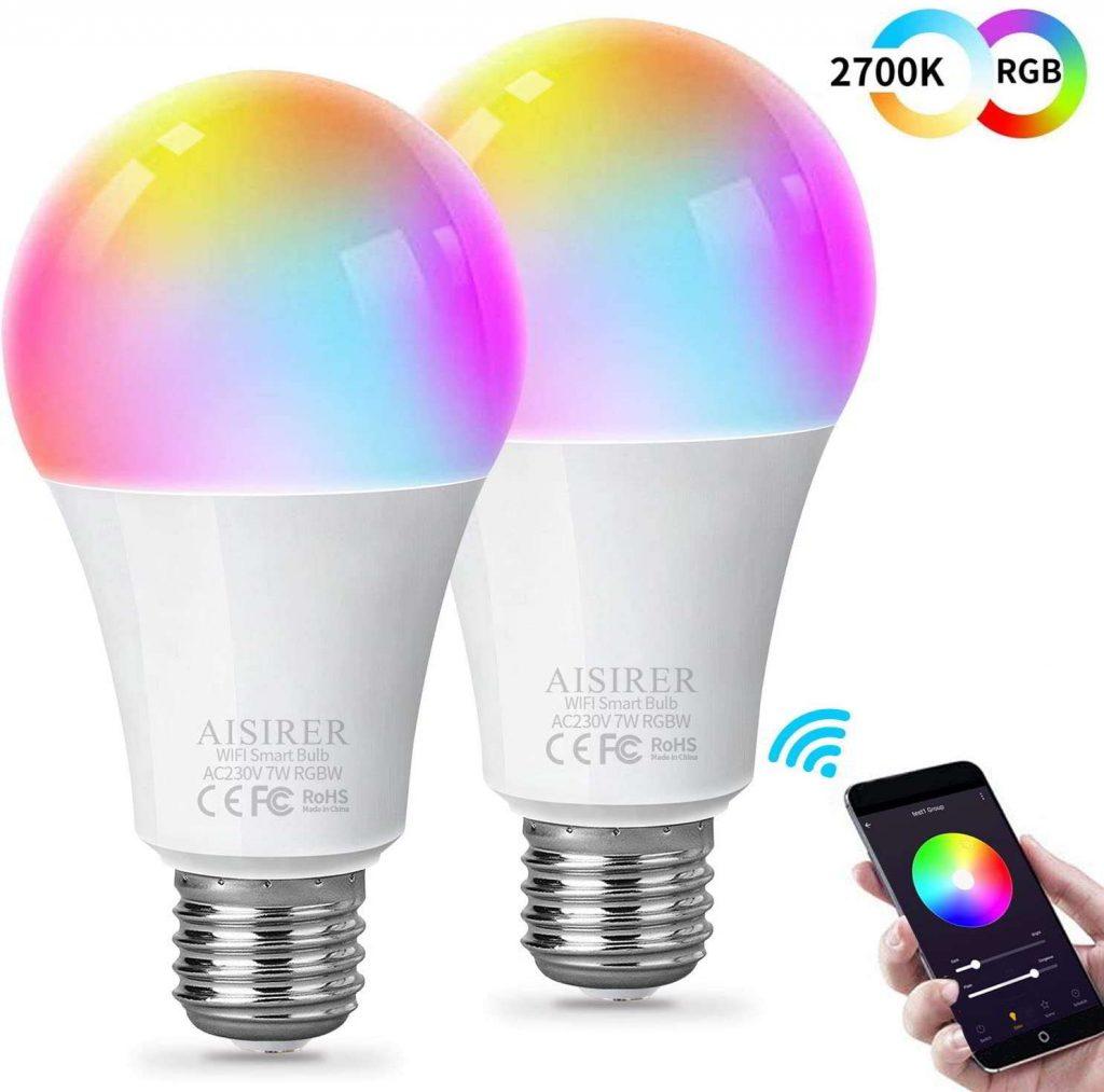 bombillas inteligentes para alexa